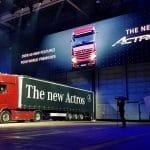Nieuwe Mercedes-Benz Actros op pre-IAA event